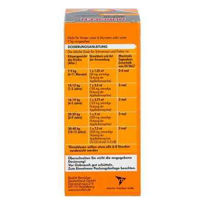 NUROFEN Junior Fieber- & Schmerzsaft Orange  bei deutscheinternetapotheke.de bestellen