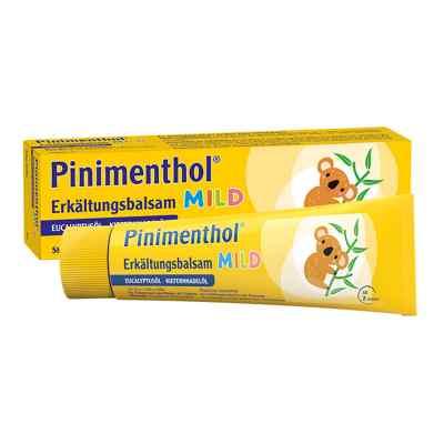 Pinimenthol Erkältungsbalsam mild  bei deutscheinternetapotheke.de bestellen