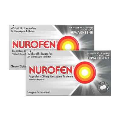 Nurofen Ibuprofen 400mg  bei deutscheinternetapotheke.de bestellen