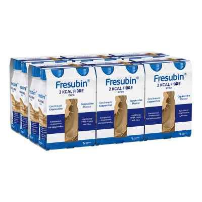 Fresubin 2 kcal fibre Drink Cappuccino Trinkflasche  bei deutscheinternetapotheke.de bestellen