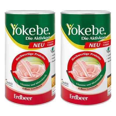 Yokebe Erdbeer Pulver  bei deutscheinternetapotheke.de bestellen