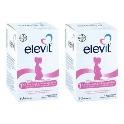 Elevit 1 Kinderwunsch Schwangerschaft Tabletten  bei deutscheinternetapotheke.de bestellen
