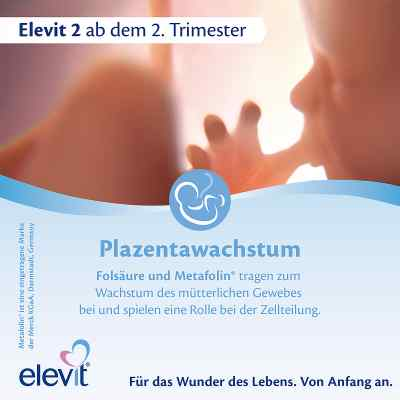 Elevit 2 Schwangerschaft Weichkapseln  bei deutscheinternetapotheke.de bestellen