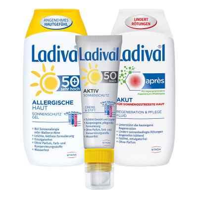 Ladival-Urlaubs-Set  bei deutscheinternetapotheke.de bestellen