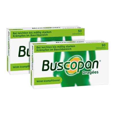 Buscopan Dragees Doppelpack  bei deutscheinternetapotheke.de bestellen