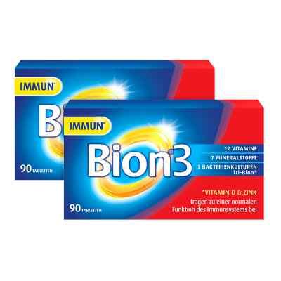 Doppelpackung Bion 3 Tabletten  bei deutscheinternetapotheke.de bestellen