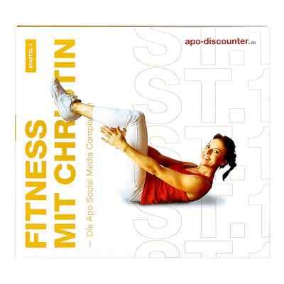 Fitness mit Christin - Trainingsvideos (USB-Stick)  bei deutscheinternetapotheke.de bestellen
