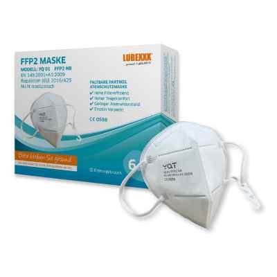 FFP2 Masken LUBEXXX  bei deutscheinternetapotheke.de bestellen