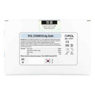 PCL COVID19 Ag Gold Saliva Schnelltest Speicheltest Corona-Spuck  bei deutscheinternetapotheke.de bestellen