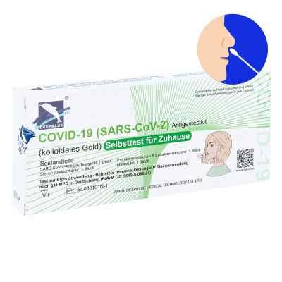 Laientest Deepblue Medical - Covid-19 SAR-CoV-2 Antigen Rapid Na  bei deutscheinternetapotheke.de bestellen