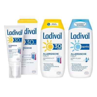 Ladival Paket allergische Haut  bei deutscheinternetapotheke.de bestellen