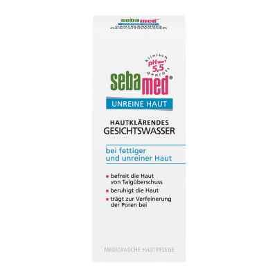 Sebamed Unreine Haut Gesichtswasser  bei deutscheinternetapotheke.de bestellen