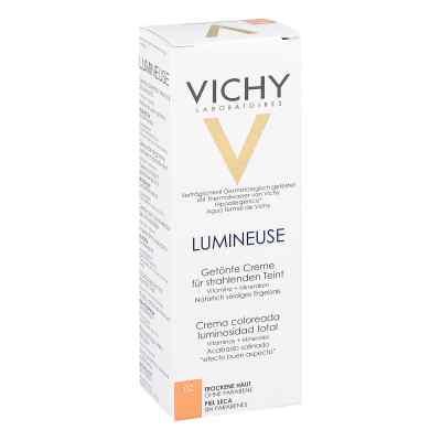 Vichy Lumineuse Satinee peche für  trockene Haut Cr.  bei deutscheinternetapotheke.de bestellen