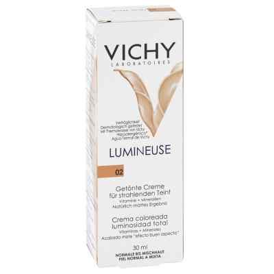 Vichy Lumineuse Mate peche normale/Mischhaut Creme  bei deutscheinternetapotheke.de bestellen