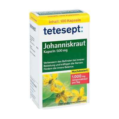 Tetesept Johanniskraut 500mg  bei deutscheinternetapotheke.de bestellen