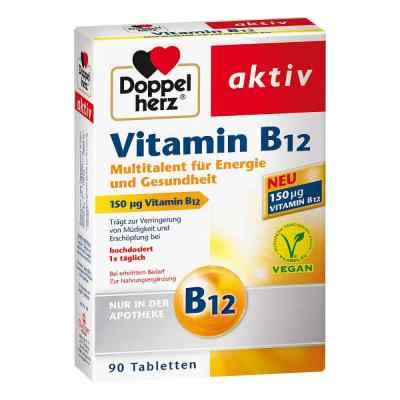 Doppelherz Vitamin B12 Tabletten  bei deutscheinternetapotheke.de bestellen