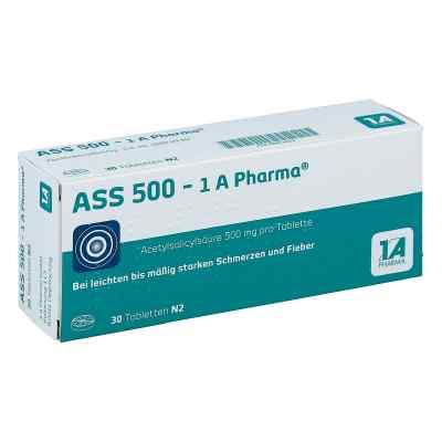 ASS 500-1A Pharma  bei deutscheinternetapotheke.de bestellen