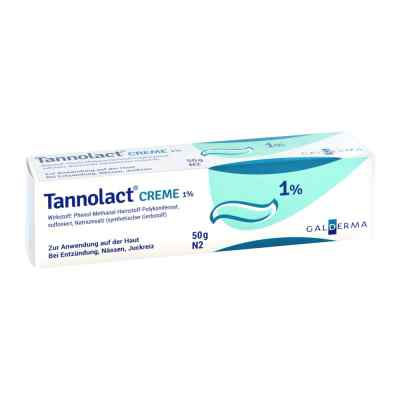 Tannolact Creme 1%  bei deutscheinternetapotheke.de bestellen