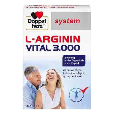 Doppelherz L-arginin Vital 3000 system Kapseln  bei deutscheinternetapotheke.de bestellen
