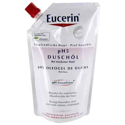 Eucerin pH5 Creme Duschöl Nachfüllpackung b.  bei deutscheinternetapotheke.de bestellen