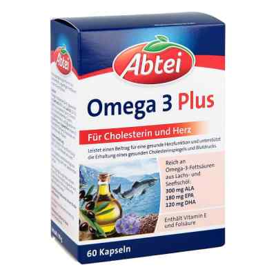 Abtei Omega 3 6 9 Lachsöl+leinöl+oliv.öl Kapseln  bei deutscheinternetapotheke.de bestellen