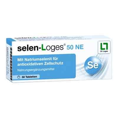 Selen Loges 50 Ne Tabletten  bei deutscheinternetapotheke.de bestellen