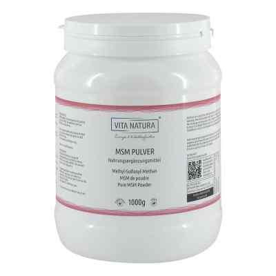 Msm Pulver Methylsulfonylmethan Pulver  bei deutscheinternetapotheke.de bestellen