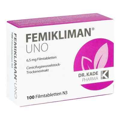 Femikliman uno  bei deutscheinternetapotheke.de bestellen