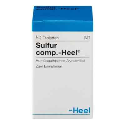 Sulfur Comp.heel Tabletten  bei deutscheinternetapotheke.de bestellen