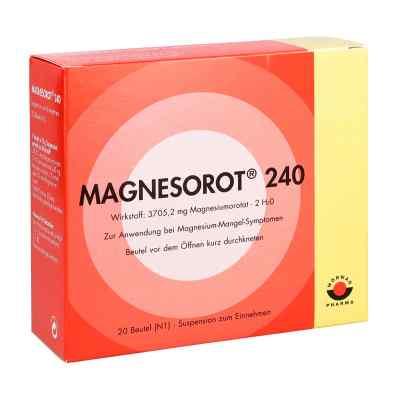 Magnesorot 240 Beutel  bei deutscheinternetapotheke.de bestellen