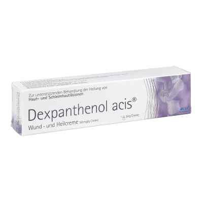 Dexpanthenol acis Wund- und Heilcreme 50mg/g  bei deutscheinternetapotheke.de bestellen