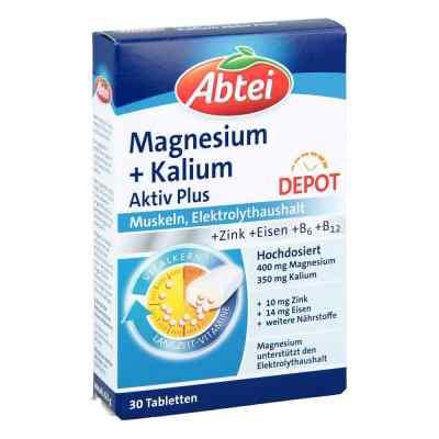 Abtei Magnesium+kalium Depot Tabletten  bei deutscheinternetapotheke.de bestellen