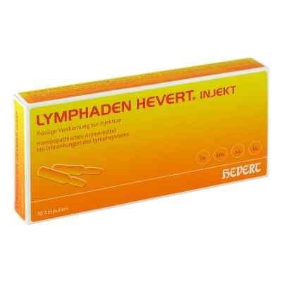 Lymphaden Hevert injekt Ampullen  bei deutscheinternetapotheke.de bestellen