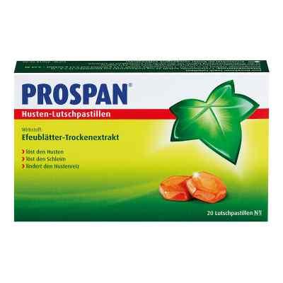 Prospan Husten-Lutschpastillen  bei deutscheinternetapotheke.de bestellen