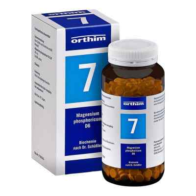 Biochemie Orthim 7 Magnesium phosphoric.D 6 Tabletten  bei deutscheinternetapotheke.de bestellen