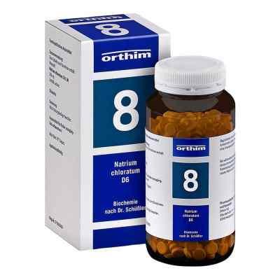 Biochemie Orthim 8 Natrium chloratum D6 Tabletten  bei deutscheinternetapotheke.de bestellen