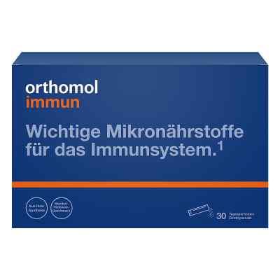 Orthomol Immun Direktgranulat Himbeer/menthol  bei deutscheinternetapotheke.de bestellen