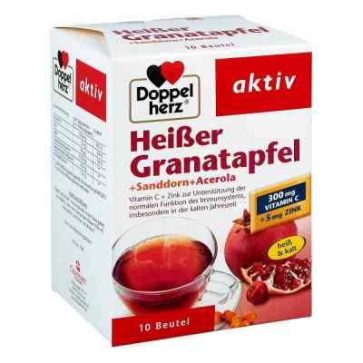 Doppelherz Heisser Granatapfel+sanddorn+acerola  bei deutscheinternetapotheke.de bestellen