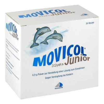 Movicol Junior Schoko Pulver zur, zum Herst.e.Lsg.z.Ein.  bei deutscheinternetapotheke.de bestellen