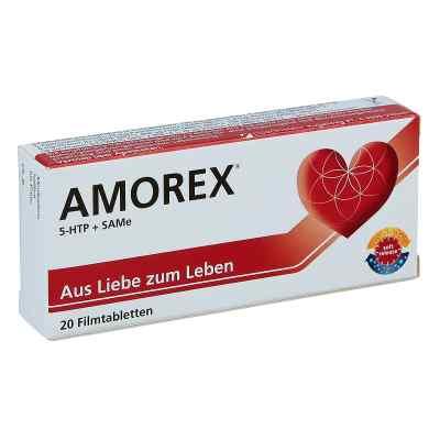 Amorex Tabletten bei Liebeskummer und Trennung  bei deutscheinternetapotheke.de bestellen