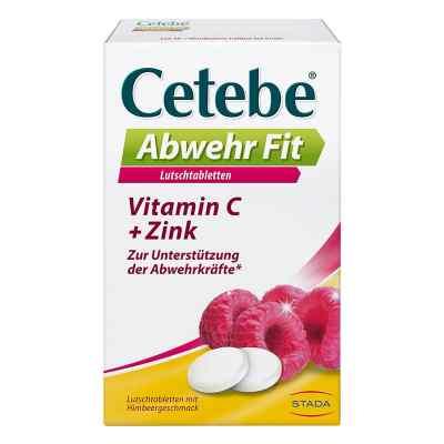 Cetebe Abwehr Fit Lutschtabletten  bei deutscheinternetapotheke.de bestellen