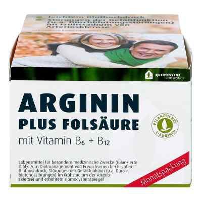 Arginin Plus Folsäure Kapseln  bei deutscheinternetapotheke.de bestellen
