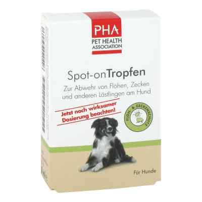 Pha Spot on Tropfen für Hunde  bei deutscheinternetapotheke.de bestellen