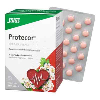 Protecor Herz Kreislauf Tabletten zur, zum funktionsunt.salus  bei deutscheinternetapotheke.de bestellen