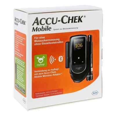 Accu Chek Mobile Set mg/dl Iii  bei deutscheinternetapotheke.de bestellen