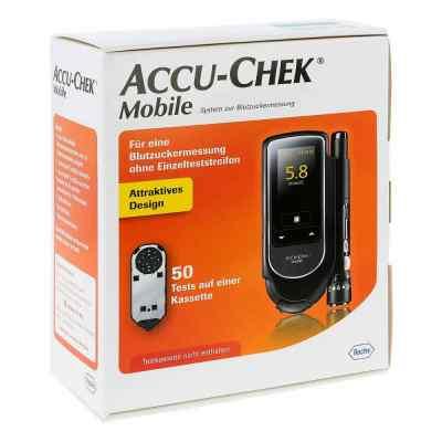 Accu Chek Mobile Set mmol/l Iii  bei deutscheinternetapotheke.de bestellen