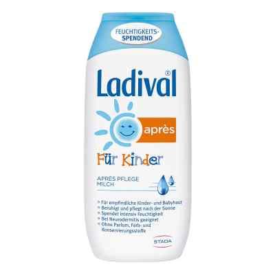 Ladival Kinder Apres Lotion  bei deutscheinternetapotheke.de bestellen