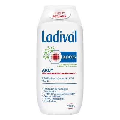 Ladival Apres Pflege Akut Beruhigungs-fluid  bei deutscheinternetapotheke.de bestellen