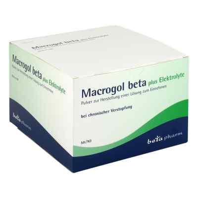 Macrogol beta plus Elektrolyte  bei deutscheinternetapotheke.de bestellen