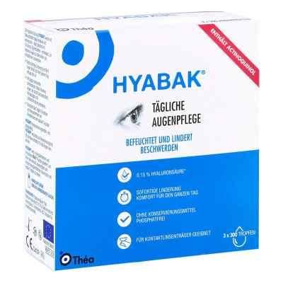 Hyabak Augentropfen  bei deutscheinternetapotheke.de bestellen